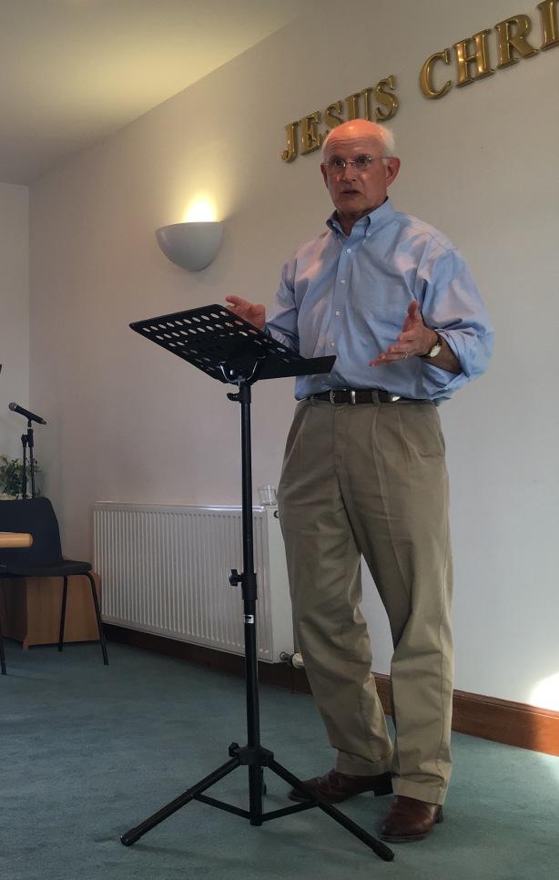 Preaching the Gospel in Kelty